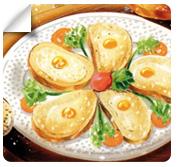 ricetta crostini con uova di quaglia e tartufo nero - Cucinare Uova Di Quaglia